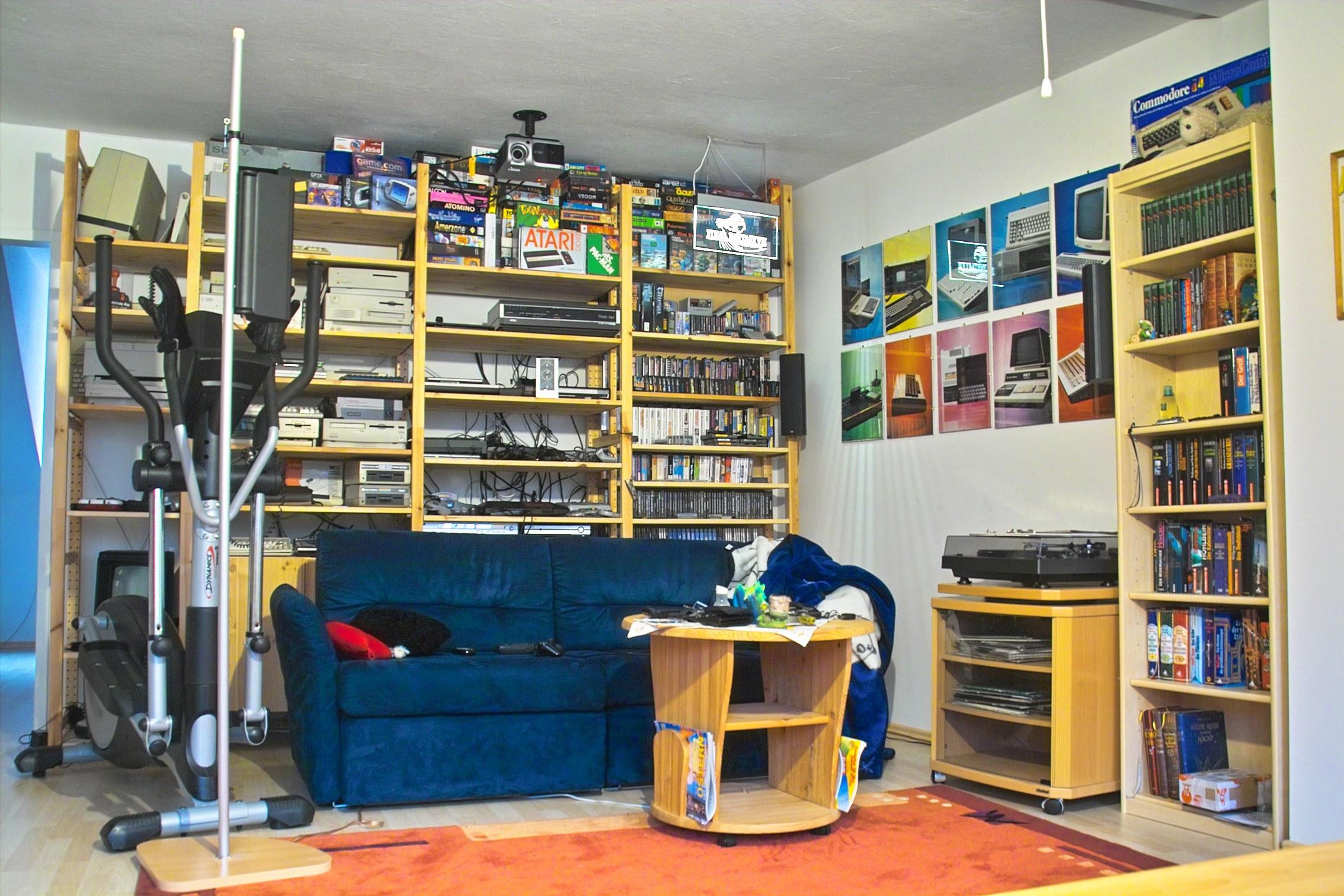 Wohnzimmer retro style inspiration f r die gestaltung der besten r ume - Wohnzimmer im retro look ...